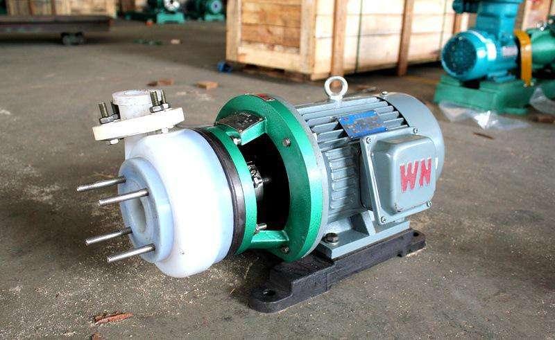 化工离心泵的应用类型